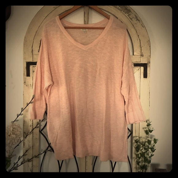Sonoma Sweaters - Pink Sweater